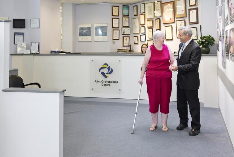 Prof Lawrence Kohan | Orthopaedic Hip & Knee Surgeon | Sydney